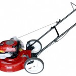 This is a lawn mower.