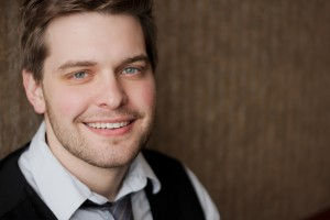Kyle Scheele Headshot