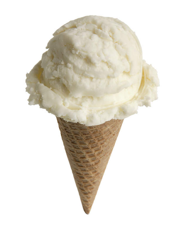 Vanilla-Ice-Cream-Cone