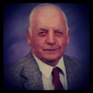 Edwin F. Haack 11/15/1919 - 4/2/2013