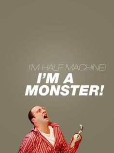 Buster Bluth. Monster.