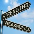 strengths weaknesses