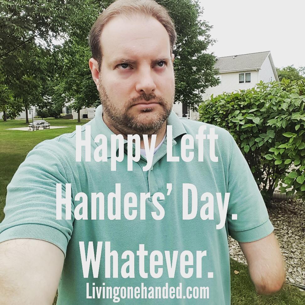 left handers day